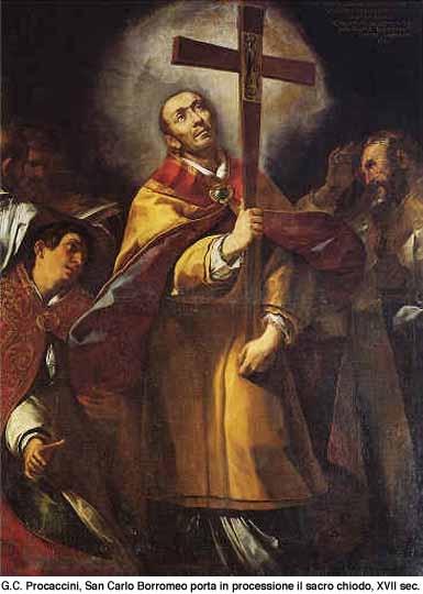 sveti Karel (Drago) Boromejski - škof