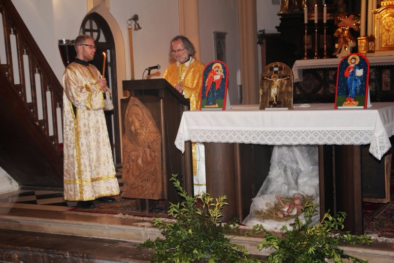 Bizantinska liturgija