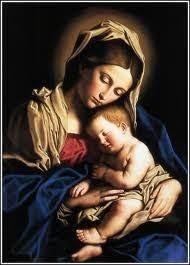 Svete maše na novo leto - Marija, Sveta Božja mati