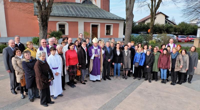 Društvo katoliških pedagogov Slovenije je praznovalo 30. obletnico delovanja