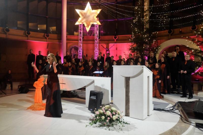 Božični koncert - Jazzlice - Zbor Sv. Nikolaja Litija