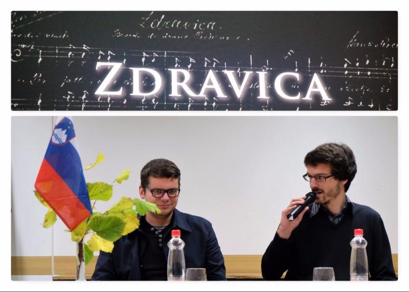 Predstavitev in ogled filma Zdravica